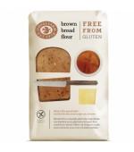 Faina Neagra Fara Gluten pentru paine 1kg DovesFarm