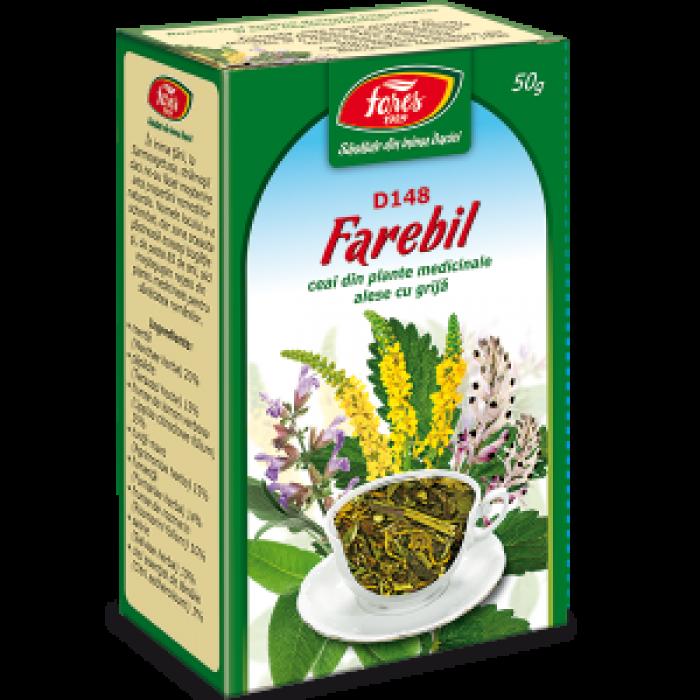 Ceai Farebil D148 50 gr Fares