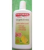 Gel antibacterian dezinfectant pentru maini 125 ml Favisan