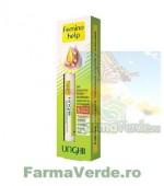 FEMINO HELP Ser Concentrat Pentru Regenerarea UNGHIILOR si CUTICULELOR 2 ml Zdrovit