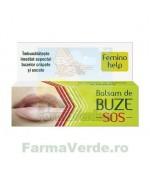 Feminohelp SOS balsam de buze 7 ml Zdrovit