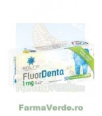 FluorDenta 1 mg fluor 50 comprimate AC Helcor