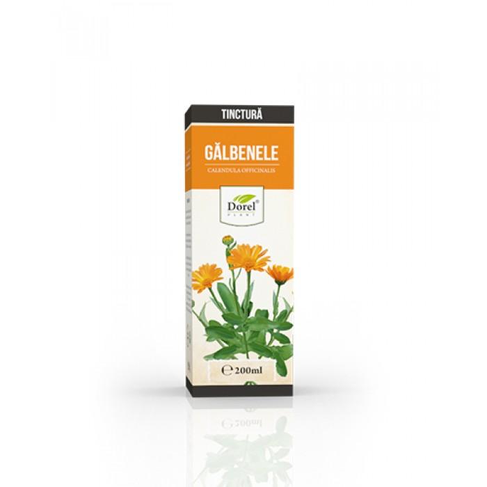 Tinctura de Galbenele 200 ml Dorel Plant