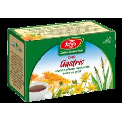 Ceai Gastric 20 plicuri Fares