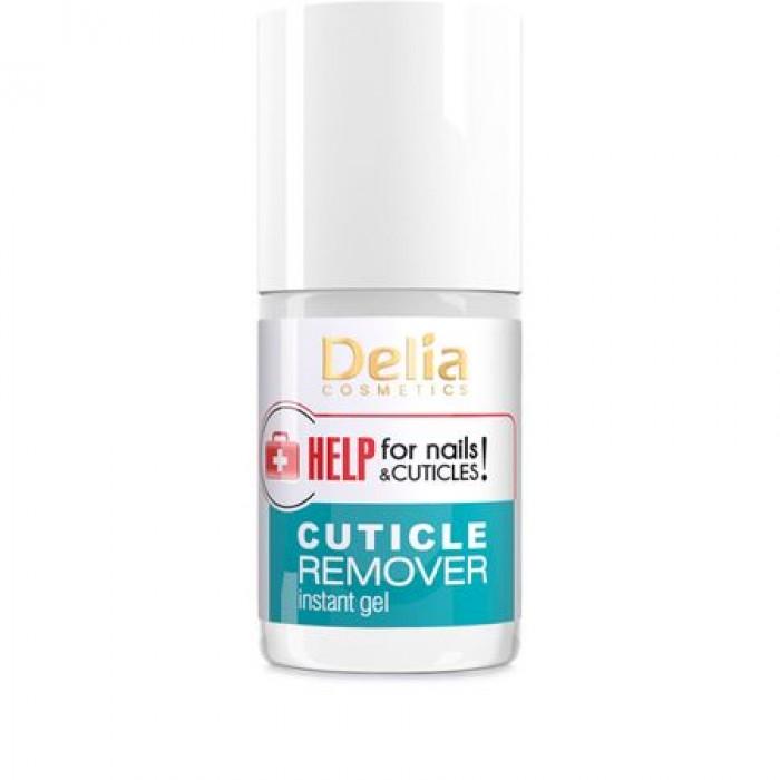 Gel instant pentru indepartarea cuticulelor 11 ml Delia Cosmetics