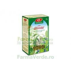 Ceai Glicostat 50 g Fares