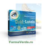Gold Lutein 30 capsule suport maxim pentru vedere DarmaPlant