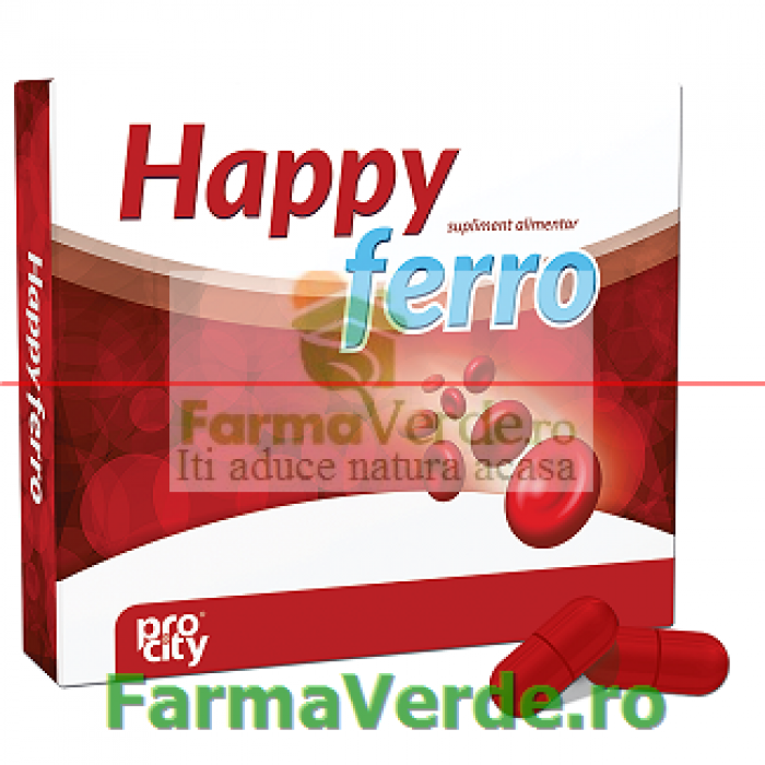 HappyFerro Fier 21 capsule Fiterman Pharma