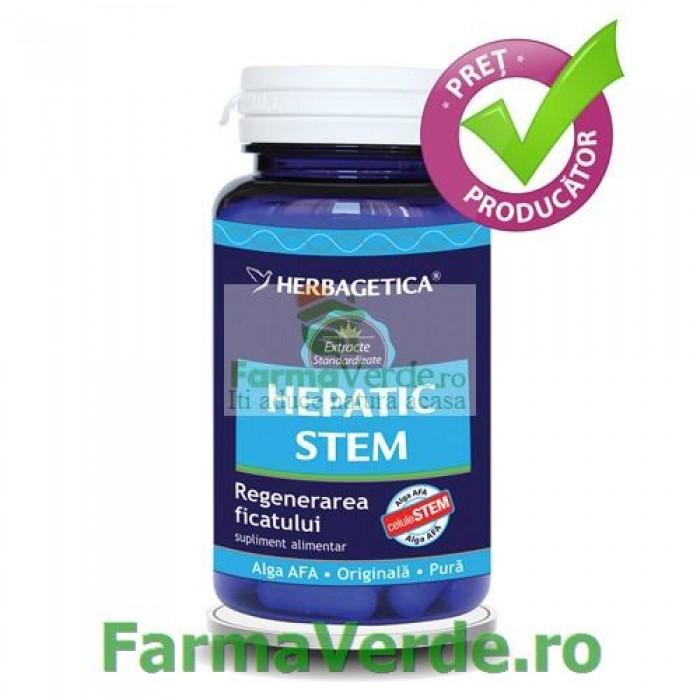 Hepatic Stem 30 capsule Herbagetica