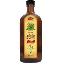 HERBA DACICA Bitter 250 ml Fares