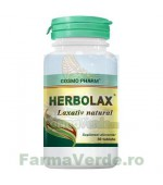 Herbolax 30 comprimate Cosmopharm