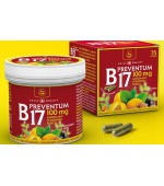 Vitamina B17 Amigdalina Preventum 75 Cps Herbamedicus