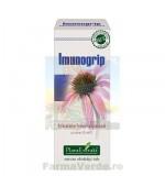 Imunogrip Solutie 50 ml Plantextrakt
