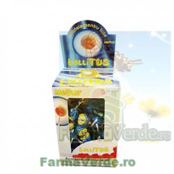 Meltus LolliTus Infant Uno Acadele pentru Tuse cu Arome de Fructe 90 bucati Solacium Pharma