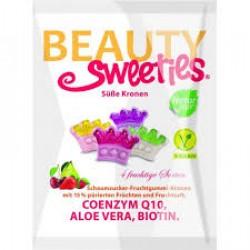 Jeleuri Gumate Coronite cu Aroma de Fructe Beauty Sweeties 125 gr Beauty Sweeties