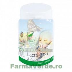 LactoStop Intarcarea copilului 60 capsule Medica ProNatura