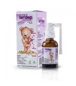 Laridep Spray Oral Pentru Gat si Nas Copii si Adulti 30 ml DrPhyto