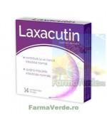 Laxacutin Laxativ 14 comprimate Zdrovit