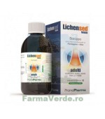 LichenSed Sirop Balsamic Tuse Uscata si Expectoranta 150 ml Abo Pharma