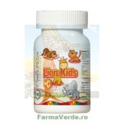 LION KIDS C VITAMINA 90 TABLETE CaliVita