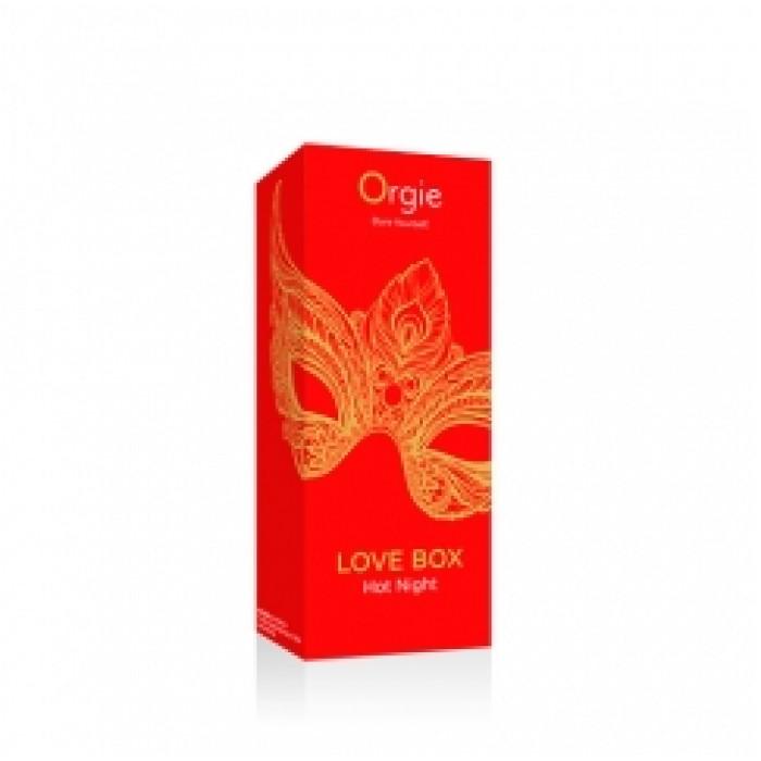Love Box Hot Night Set pentru femei si barbati Razmed Pharma