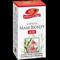 Biosept Mami si Bebe Sirop cu Fructoza 100 ml Fares
