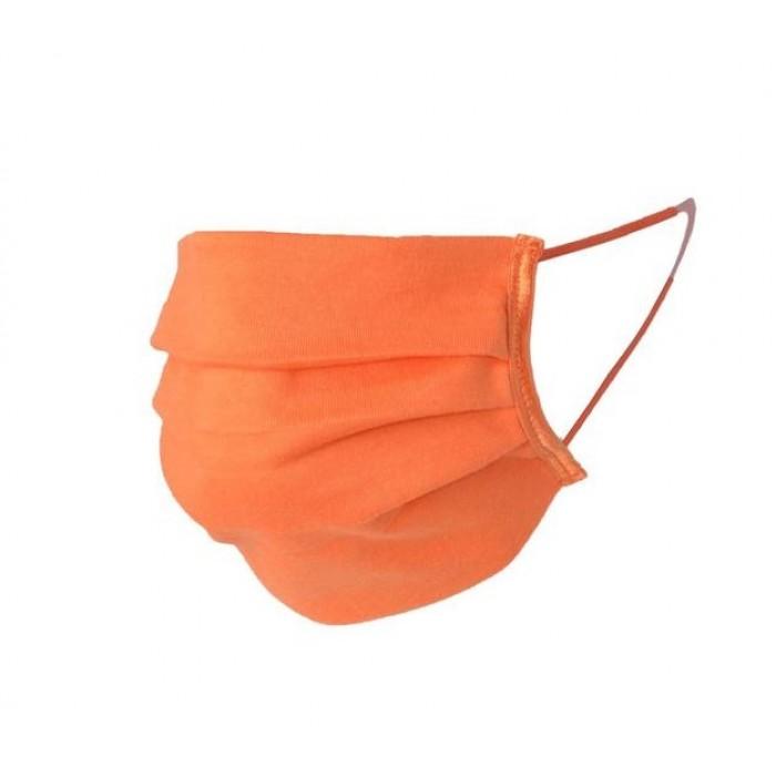 Masca Protectie din bumbac refolosibila 3 pliuri dublata cu tifon calitate ridicata