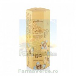 Masca lift instant cu miere de slacam, extract de cicoare, colagen marin 75 ml Apiterra