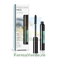 MASCARA MED CLASSIC Rimel Black Negru 5 ml Zdrovit