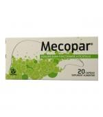 Biofarm MECOPAR 20 capsule Asigura buna functionare a ficatului