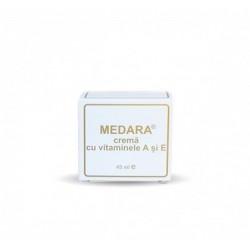 MEDARA crema cu vitaminele A și E 45 ml Mebra