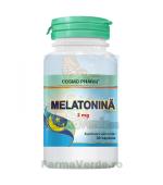 Melatonina Insomnie 30 capsule Cosmopharm