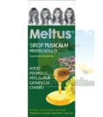 Meltus Sirop Tusicalm pentru adulți 100 ml Solacium Pharma