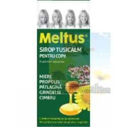 Meltus Sirop Tusicalm pentru Copii 100 ml Solacium Pharma