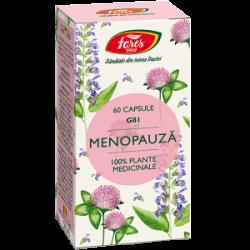 Menopauza - Fares, 60 capsule (Tulburari premenstruale si menopauza) - menopauza.bucovinart.ro