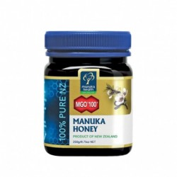 Miere de Manuka MGO 100+ 500 gr MANUKA HEALTH