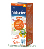 Minimartieni Sirop Portocale 150 ml Walmark