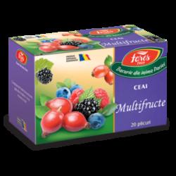 Ceai Multifructe 20 plicuri Fares