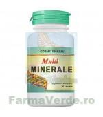 Multiminerale 30 tablete Cosmopharm