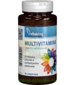 Multivitamina cu minerale pentru adolescenti 90 comprimate Vitaking
