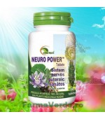 Neuro Power Fara Nervi! 100 Tablete Ayurmed Star International