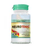 Neurotonic MEMORIE BUNA! 30 capsule Cosmopharm