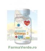 Omega 3 + Q10 30 cpr ACHelcor Pharma