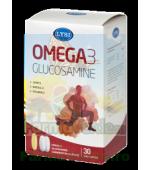 Omega 3+Glucosamina+Chondroitin 30 capsule Lysi