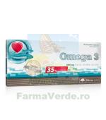 Omega 3 Ulei de Peste 60 capsule 1000 mg Darmaplant