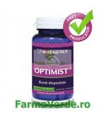 Optimist+ Antidepresiv 30 capsule Herbagetica