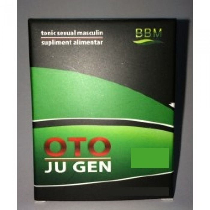 OTO Ju Gen Bu Dao Tonic Sexual 1 capsula+1 pastila Doza Unica BBM Medical