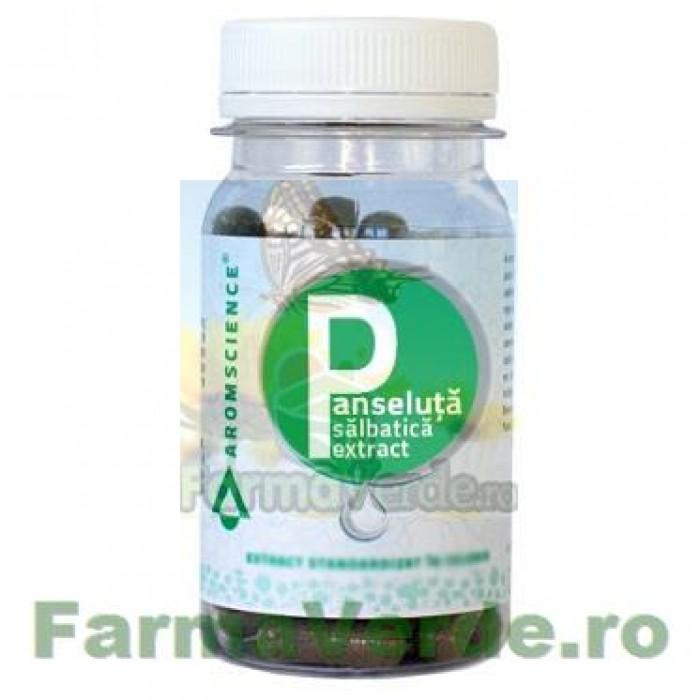 Panseluta salbatica extract 60 capsule Bionovativ