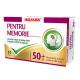 Pentru Memorie +50 ani pentru seniori 30 tablete Walmark