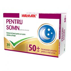 Pentru Somn +50 ani pentru Seniori 30 tablete Walmark